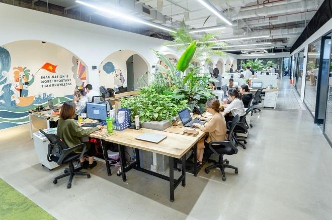 Thị trường văn phòng cho thuê 2021 tại TP.HCM