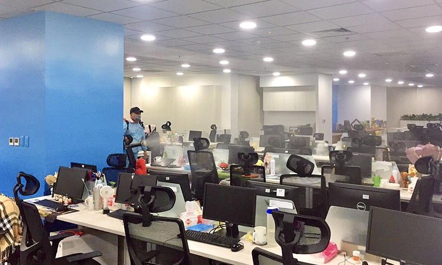 Thị trường văn phòng tìm cách thích nghi với đại dịch