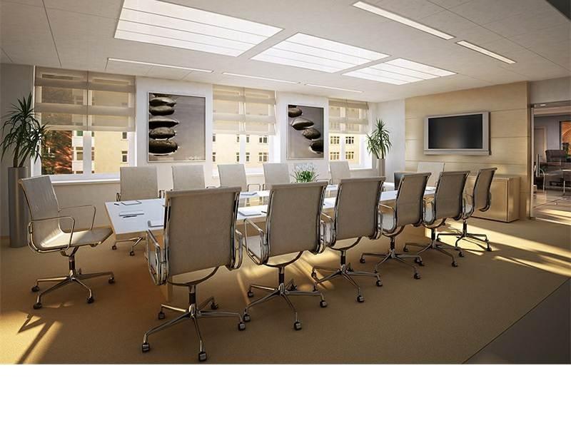 Các mô hình phòng họp cho mỗi kiểu cuộc họp