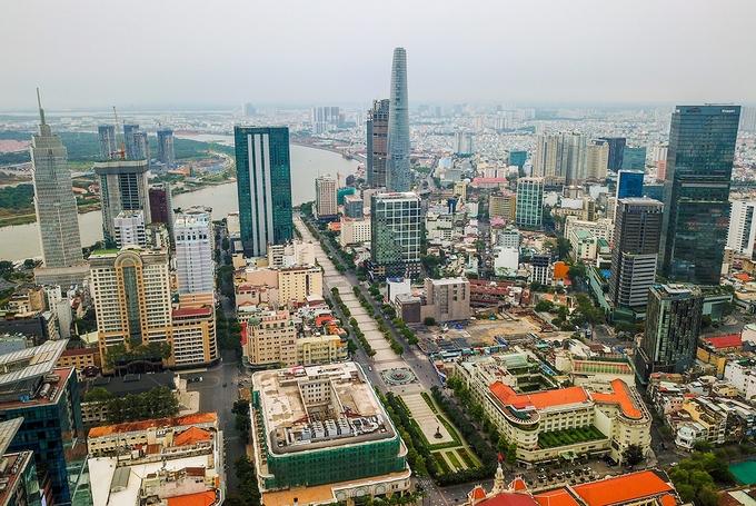 Khách thuê yêu cầu giảm giá, giá thuê văn phòng cao cấp 2021 vẫn tăng chóng mặt