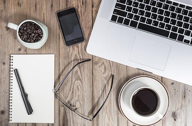 Khi ly cà phê cũng tác động đến thị trường cho thuê