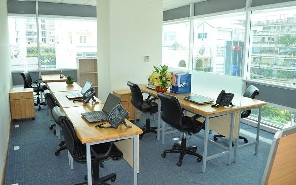 Tỷ lệ trống của văn phòng cho thuê tăng cao