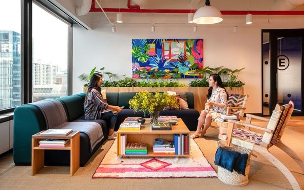 WeWork ra mắt sáng kiến G.I.V.E cho doanh nghiệp xã hội ở Việt Nam và ĐNA
